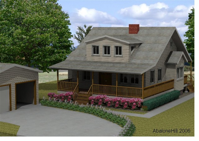 Craftsman House Plans - Craftsman Designs at Architectural Designs